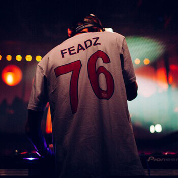 FEADZ at HARD Summer