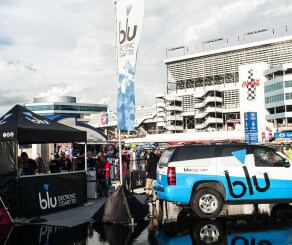blu's Coming to a City Near You